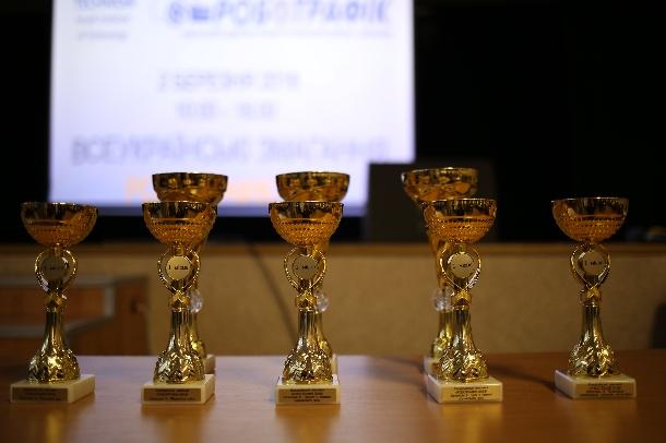 Всеукраїнські змагання «Роботрафік – 2018»