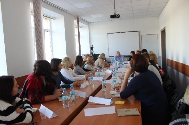 Обговорення питань інклюзивної освіти