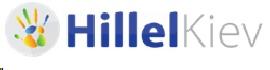 "International Student Jewish Organization ""Hillel"""