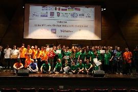 "Ukrainian ORT students took part in the VIII International Contest ""Robotraffic"""