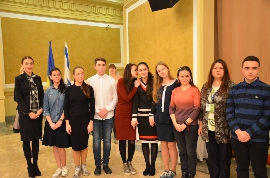 Congratulations to the winners of the Third Ukrainian students Olympiad on Hebrew and Jewish literature