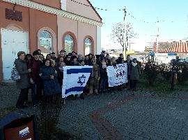 Учні ОРТ знову приймали участь у Міжнародному проекті «Маса Шорашим»