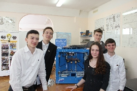 Учні ОРТ знову попереду технічного прогресу!