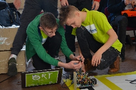 The All-Ukrainian Robotraffic Competition 2019
