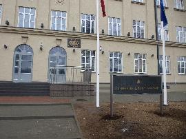 Нова будівля Вільнюської гімназії ОРТ ім. Шолом-Алейхема